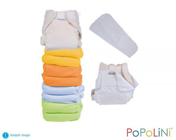 Popolini UltraFit Soft Set Rainbow
