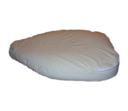 Cuscino per massaggio infantile in pula di farro 100% bio