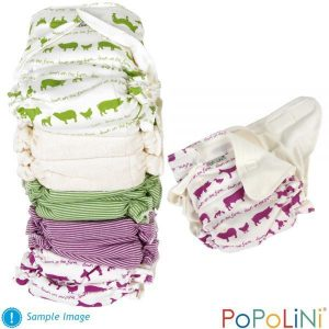 Popolini UltraFit Interlock Organic Set