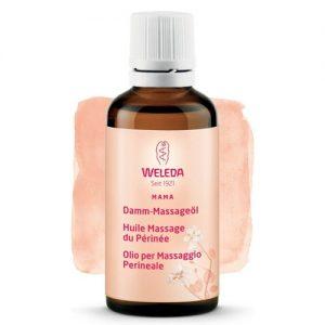 Weleda olio per massaggi perianale