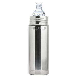 PuraKiki Bottiglia Termica in Acciaio ml 250 - Acciaio
