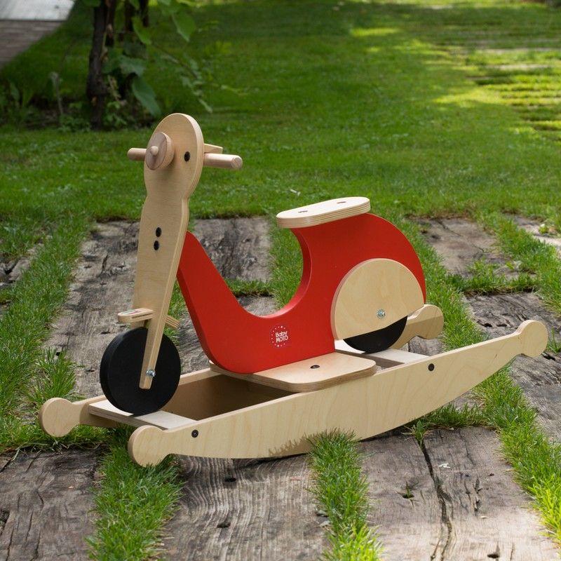 Scooter Dondolo Baby Moto