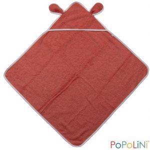 accappatoio triangolo rosso mattone