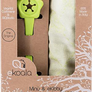 ekoala mussola portabavaglino verde