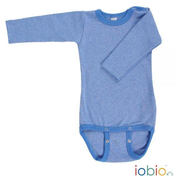 popolini-body-manica-lunga-melange-blu