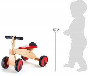 quadriciclo e altezza bimbo