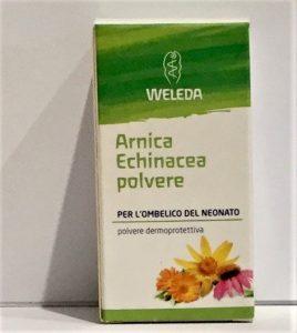 weleda arnica echinacea scatola