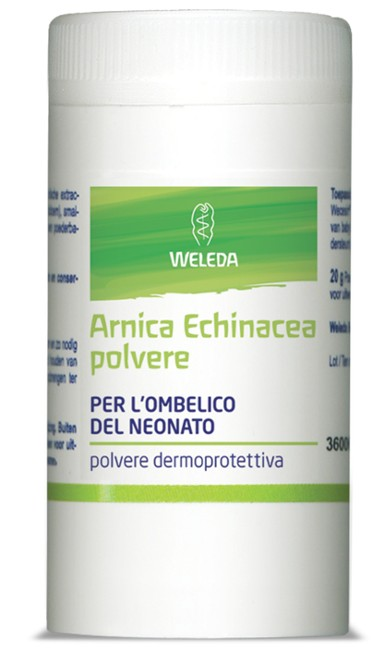 weleda arnica echinacea polvere