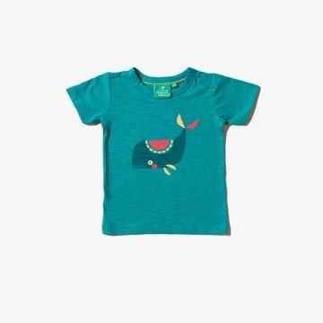 t shirt little green organic cotton
