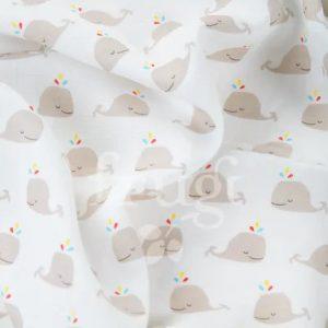mussola di cotone