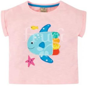 t shirt rosa bimba