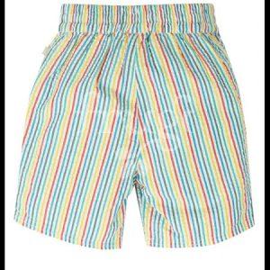 pantaloncini retro